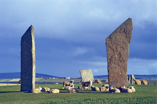 the Stones of Stenness ⓒ Sacred sites