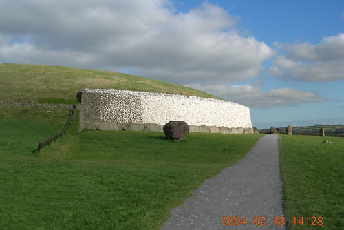 Bru na Boinne Archaeological Ensemble of the Bend of the Boyne ⓒ UNESCO